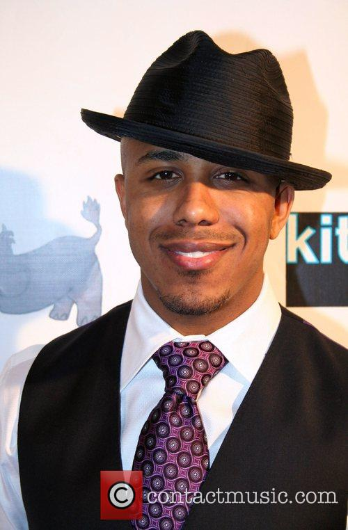 Marques Houston Launch of Christopher Brian Resort Collection...