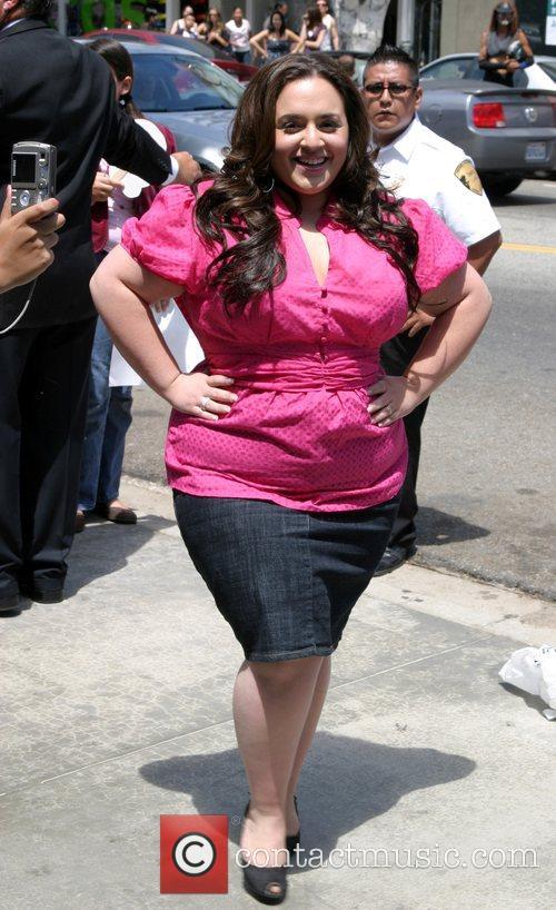 Nikki Blonsky The cast of