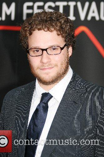 Seth Rogen The premiere of 'Knocked Up' at...