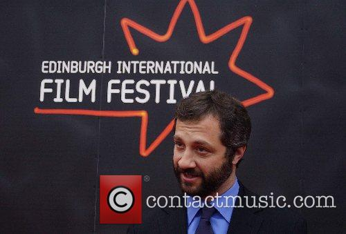 Judd Apatow The premiere of 'Knocked Up' at...