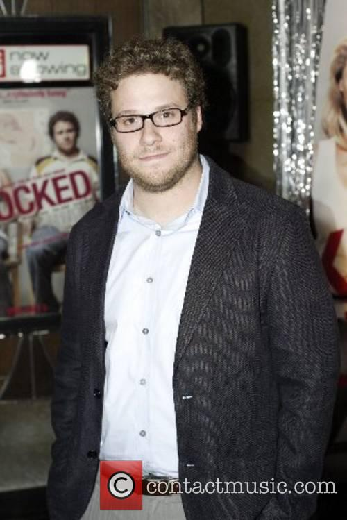 The Australian premiere of 'Knocked Up' at the...