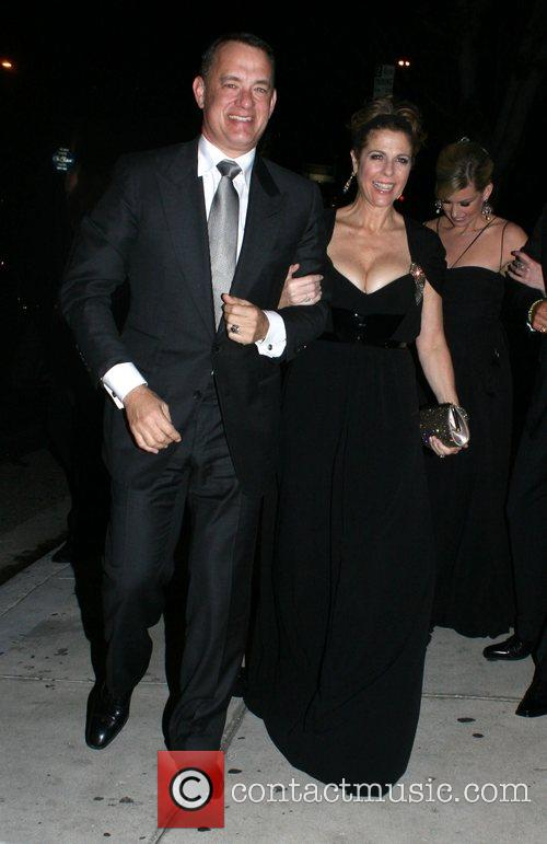 Tom Hanks, Tim Mcgraw, Faith Hill and Koi Restaurant 3