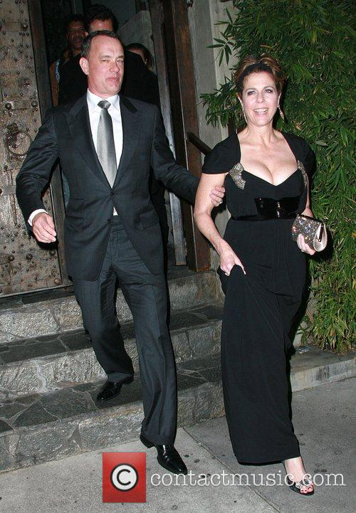 Tom Hanks, Tim Mcgraw, Faith Hill and Koi Restaurant 6