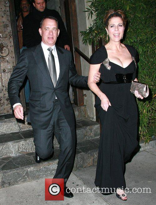 Tom Hanks, Tim Mcgraw, Faith Hill and Koi Restaurant 10
