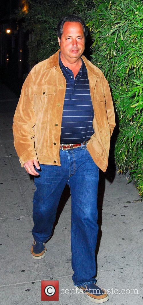John Lovitz  arriving at Koi restaurant...