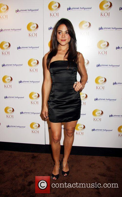 Camille Guaty and Las Vegas 3