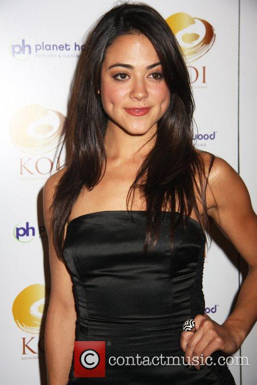 Camille Guaty and Las Vegas 2