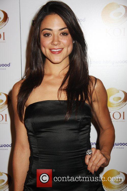Camille Guaty and Las Vegas 1