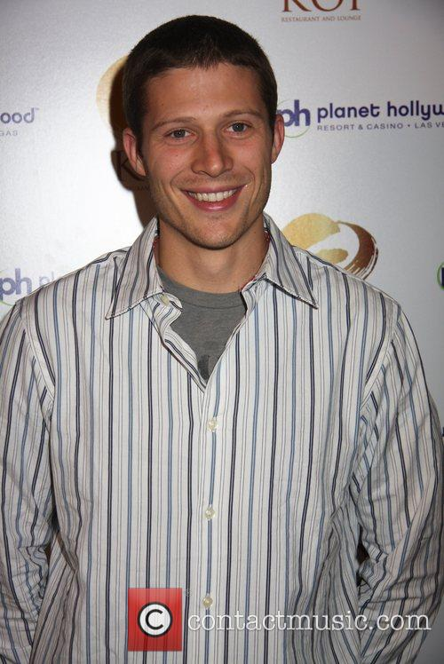 Zach Gilford and Las Vegas 3