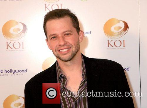 Jon Cryer KOI restaurant opening at Planet Hollywood...