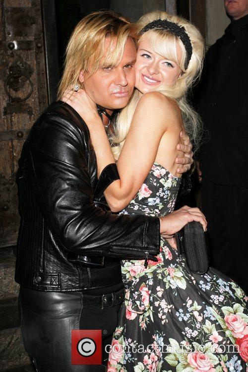 Natalie Reid and Paris Hilton 10