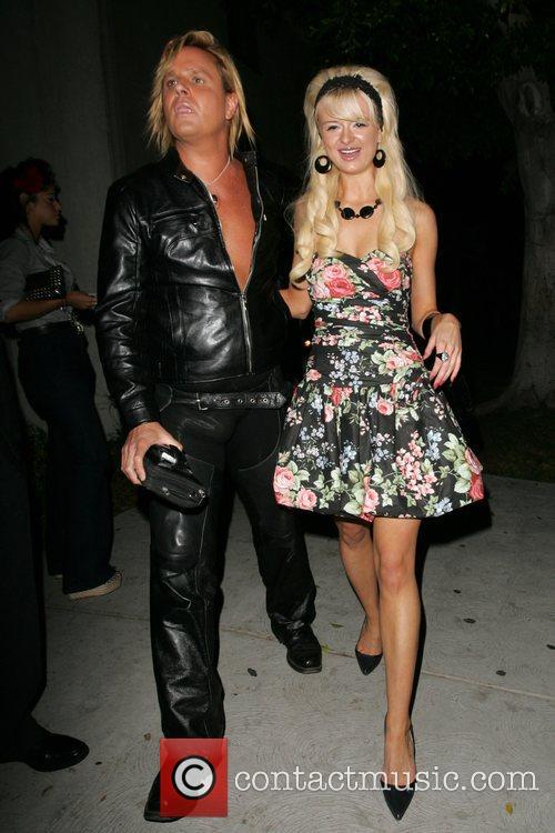 Natalie Reid and Paris Hilton 11