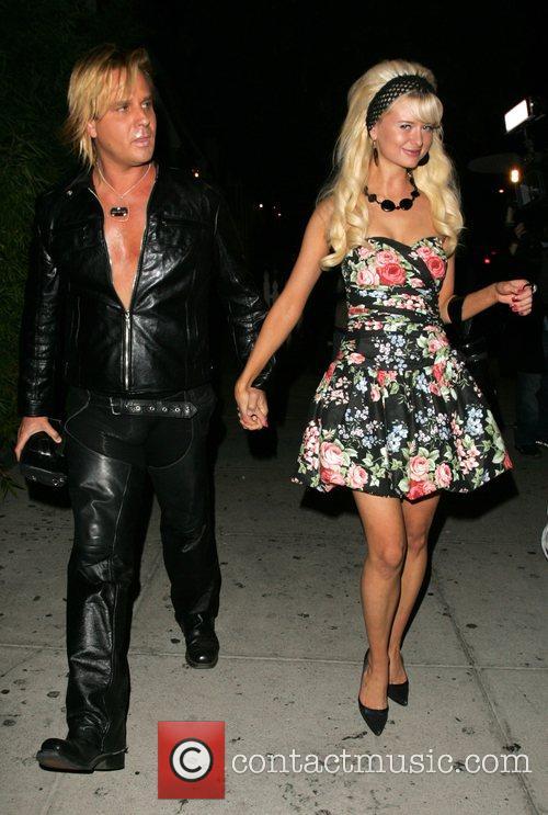 Natalie Reid and Paris Hilton 7