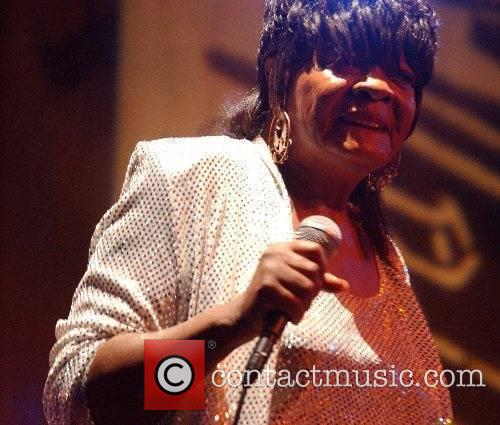 Koko Taylor performing live at the Blues Festival