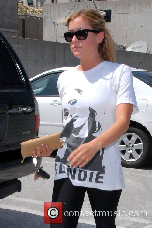 Laguna Beach star Kristin Cavallari stops at CVS...