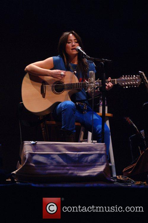 KT Tunstall performs at the Marjorie Luke Theatre