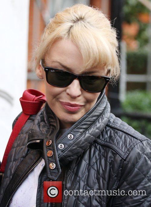 Kylie Minogue and Harvey Nichols 12