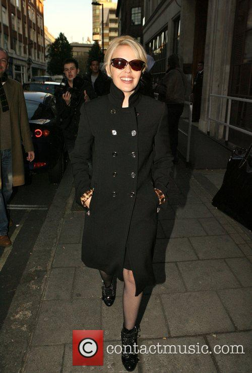 Kylie Minogue leaving Radio 1, after returning to...