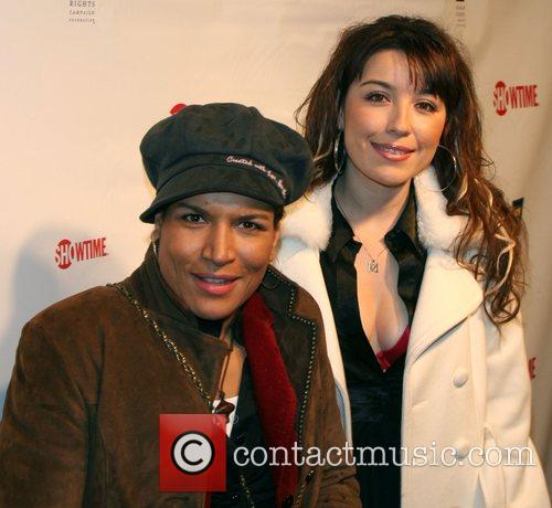Mesina White and Mirna Contreras 'The L Word'...