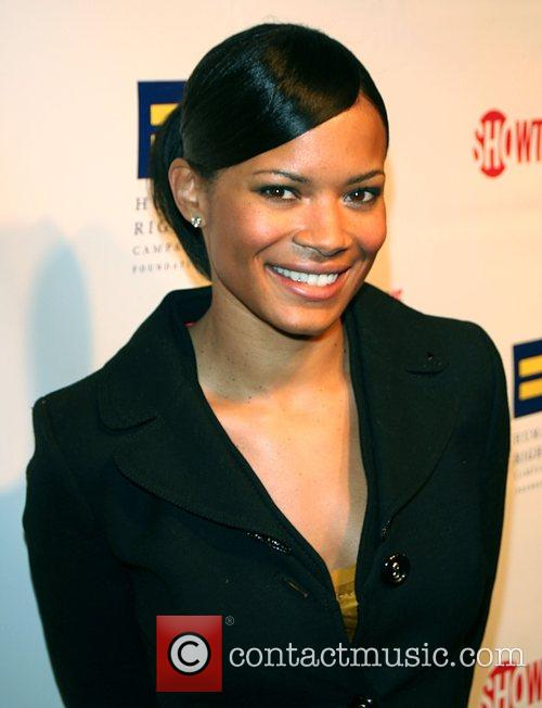 Rose Rollins 'The L Word' Season 5 Premiere...