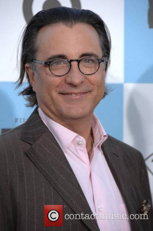 Andy Garcia 2007 Los Angeles Film Festival -...
