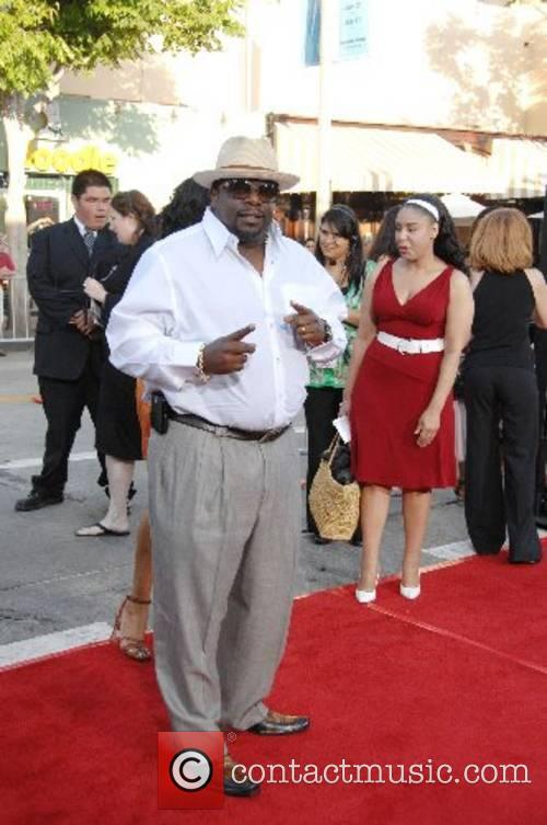 Cedric the Entertainer 2007 Los Angeles Film Festival...