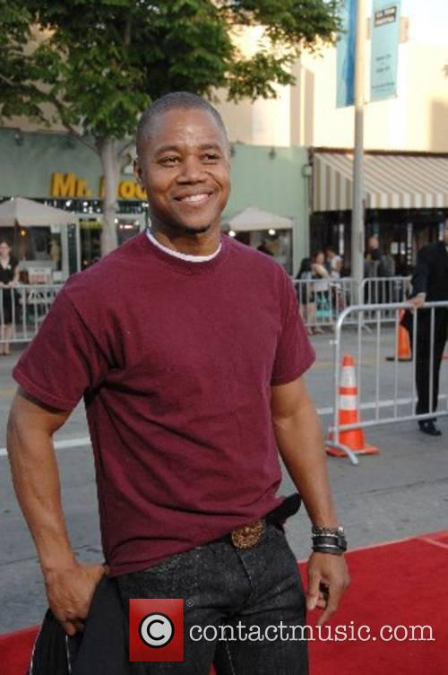 Cuba Gooding Jr. 2007 Los Angeles Film Festival...