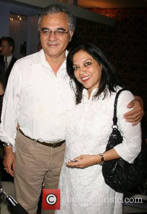 Mira Nair, guest Premiere of 'La Vie En...