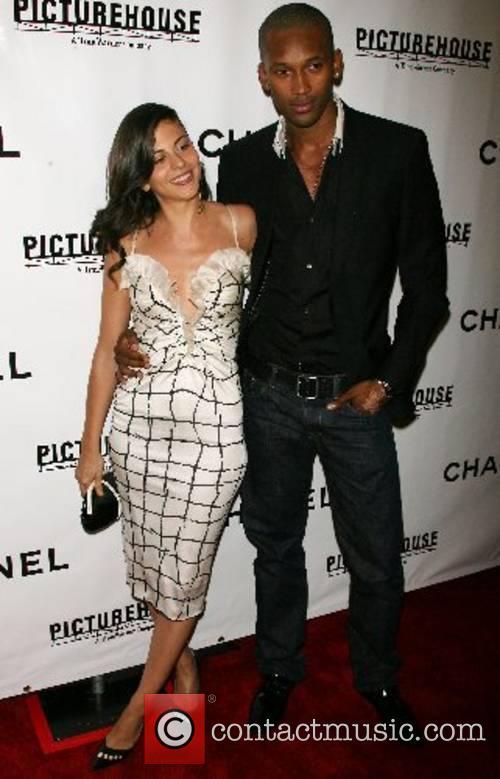 Nina Clemente, Boyfriend  Premiere of 'La Vie...