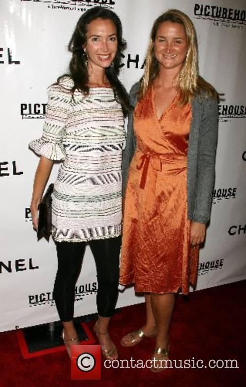 Olivia Chantecaille, Alex Chantecaille Premiere of 'La Vie...