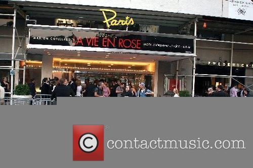 Atmosphere Premiere of 'La Vie En Rose' held...