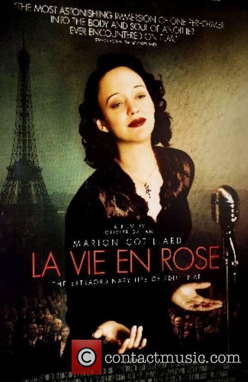 La Vie en Rose, Posters Premiere of 'La...