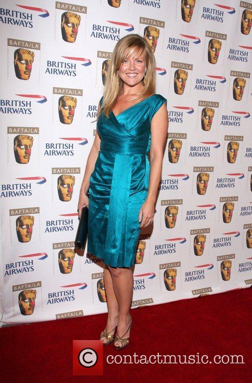 Ashley Jensen BAFTA/LA's British Comedy Awards held at...