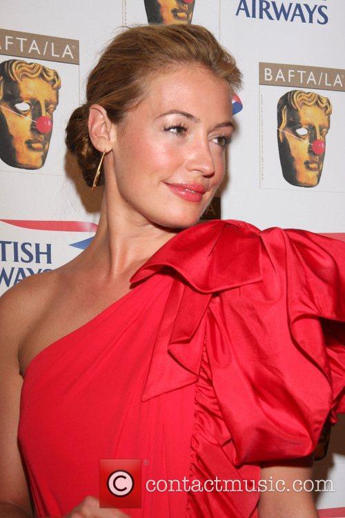 Cat Deeley BAFTA/LA's British Comedy Awards held at...