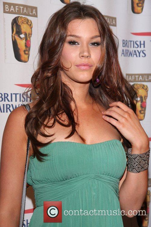 Joss Stone BAFTA/LA's British Comedy Awards held at...