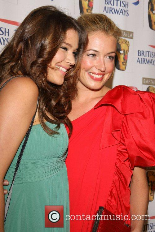 Joss Stone and Cat Deeley 2