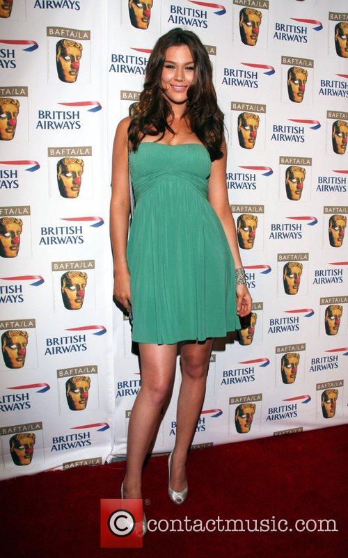 BAFTA/LA's British Comedy Awards held at the Four...