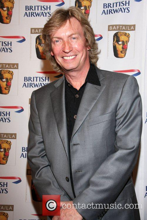 Nigel Lythgoe BAFTA/LA's British Comedy Awards held at...