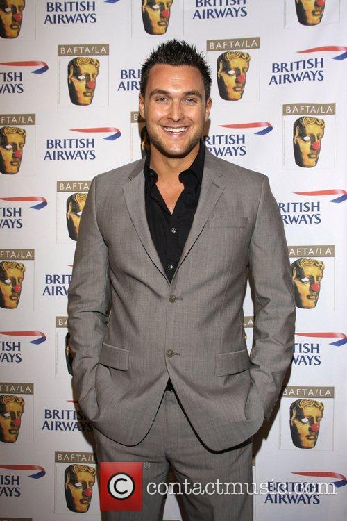 Owain Yeoman BAFTA/LA's British Comedy Awards held at...