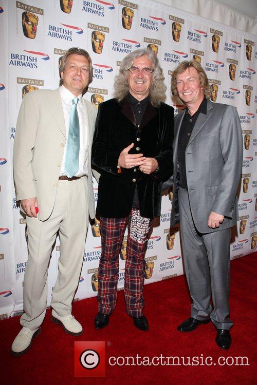 Peter Morris, Billy Connolly and Nigel Lythgoe BAFTA/LA's...