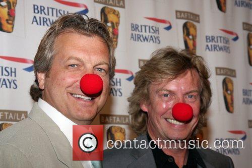 Peter Morris and Nigel Lythgoe BAFTA/LA's British Comedy...