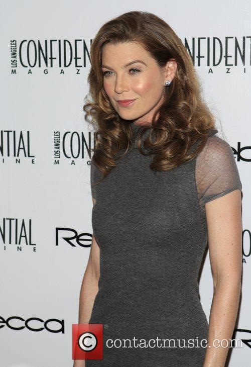 Los Angeles Confidential Magazine's annual Emmy Party held...