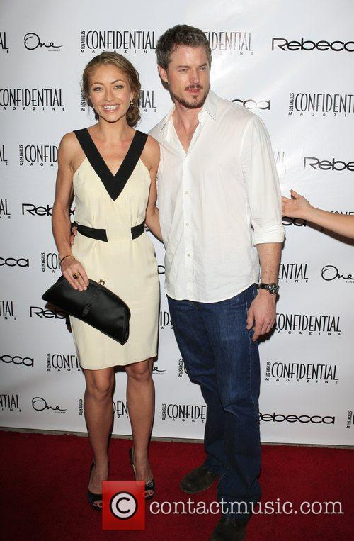 Rebecca Gayheart and Eric Dane  Los Angeles...