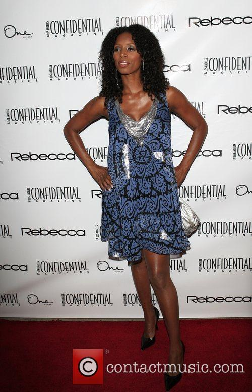 Tasha Smith Los Angeles Confidential Magazine's annual Emmy...