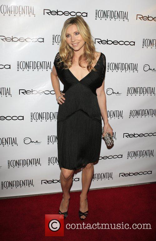 Sarah Chalke Los Angeles Confidential Magazine's annual Emmy...