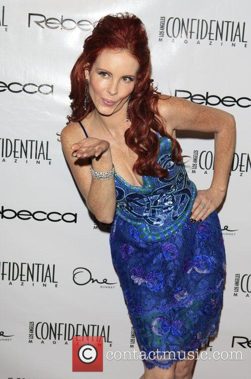 Phoebe Price Los Angeles Confidential Magazine's annual Emmy...