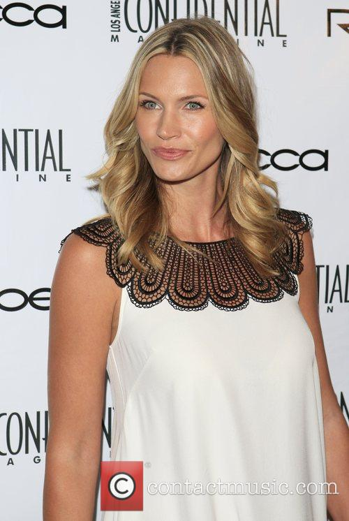 Natasha Henstridge Los Angeles Confidential Magazine's annual Emmy...