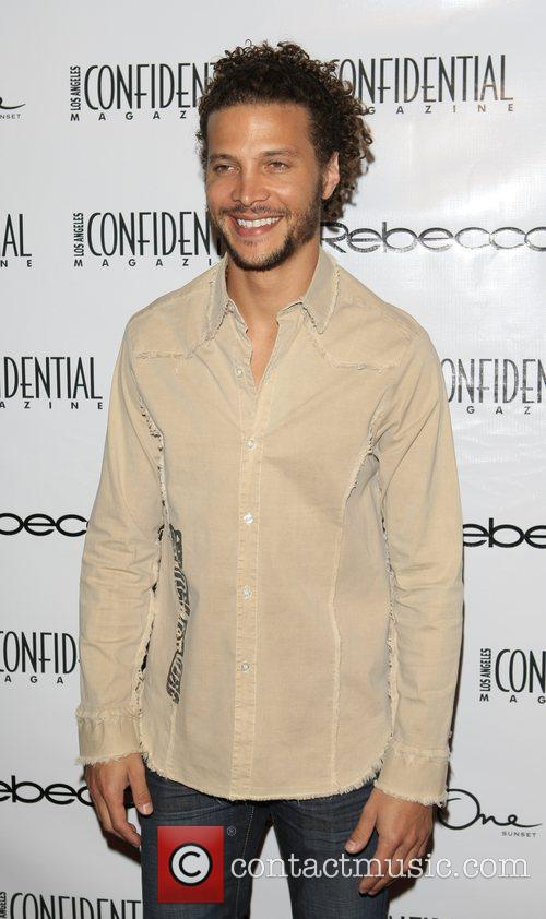 Justin Guarini  Los Angeles Confidential Magazine's annual...