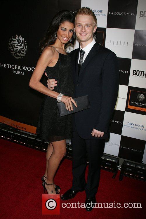 Anthony Fedorov and Sarah Ferguson