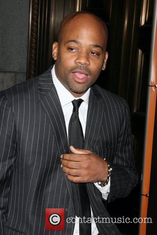 Damon Dash see out and about
